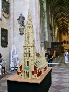 Ulmer Münster auf Legos :D